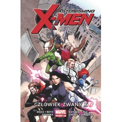 ASTONISHING X-MEN tom 2...