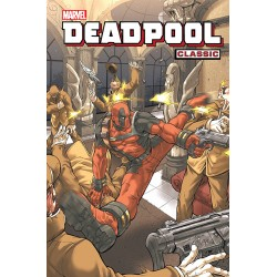 DEADPOOL CLASSIC tom 9