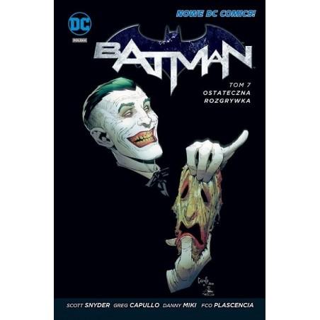BATMAN tom 7 Ostateczna rozgrywka