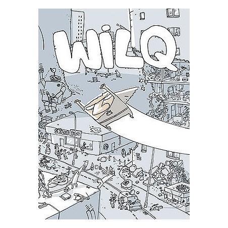 WILQ SUPERBOHATER 1-4 album Wydanie zbiorcze