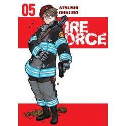 FIRE FORCE tom 5