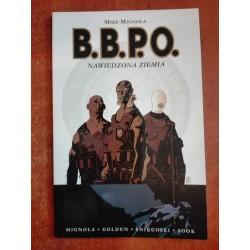 B.B.P.O.  tom 1 Nawiedzona...