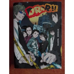 DURARARA!! LIGHT NOVEL tom...