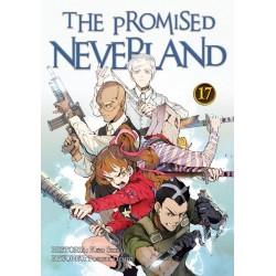 THE PROMISED NEVERLAND tom 17