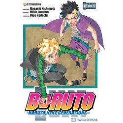 BORUTO tom 9