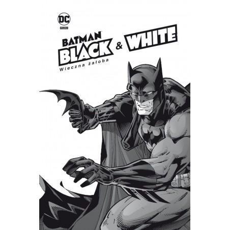 BATMAN NOIR Black & White tom 1 Wieczna żałoba