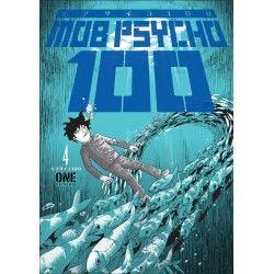 MOB PSYCHO 100 vol. 4