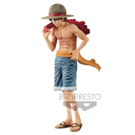 Figurka One Piece Monkey D Luffy Magazine Vol 2 A 22cm
