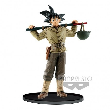 Figurka Dragon Ball Son Goku Soldier Clothe 18cm