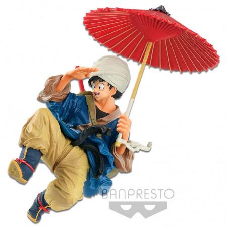 Figurka Dragon Ball Z BWFC Son Goku 18cm