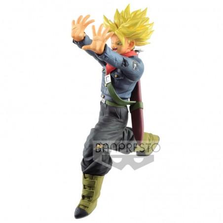 Figurka Dragon Ball Super Super Saiyan Trunks Future Galick Gun 17cm