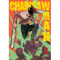 CHAINSAW MAN tom 1