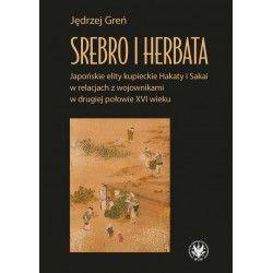 SREBRO I HERBATA Japońskie...