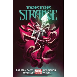 DOKTOR STRANGE tom 3