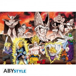 PLAKAT Dragon Ball Z Group...