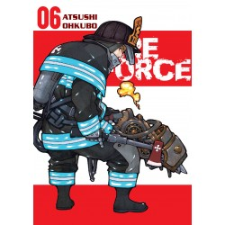FIRE FORCE tom 6