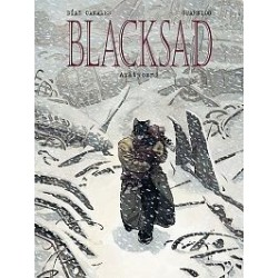 BLACKSAD tom 2 Arktyczni