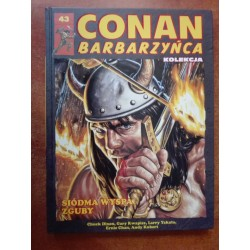 CONAN BARBARZYŃCA tom 43...
