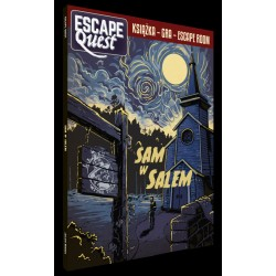 ESCAPE QUEST Sam w Salem