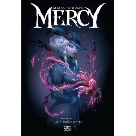 MERCY tom 1 Dama, mróz i diabeł