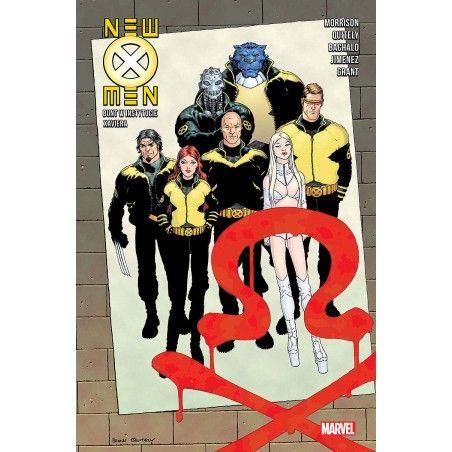 NEW X-MEN tom 3 Bunt w Instytucie Xaviera