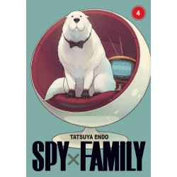 SPY x FAMILY tom 4