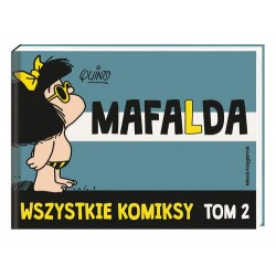 MAFALDA tom 2 Wszystkie...