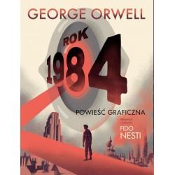 ROK 1984 POWIEŚĆ GRAFICZNA