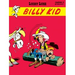 LUCKY LUKE tom 20 Billy Kid