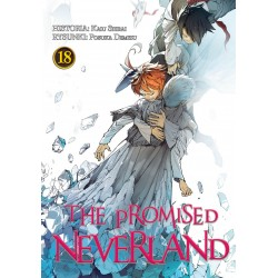 THE PROMISED NEVERLAND tom 18