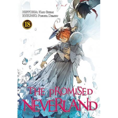 THE PROMISED NEVERLAND tom 18