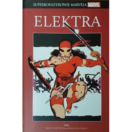 SUPERBOHATEROWIE MARVELA tom 40 Elektra