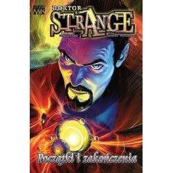 DOKTOR STRANGE tom 1...