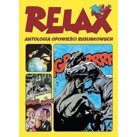 RELAX Antologia opowieści rysunkowych tom 1