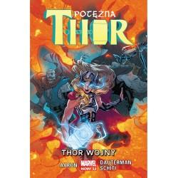 POTĘŻNA THOR tom 4 Thor Wojny