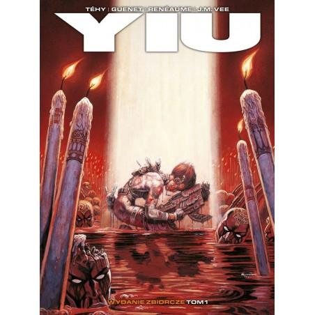 YIU tom 1 Wydanie zbiorcze