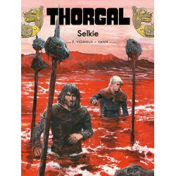 THORGAL tom 38 Selkie...