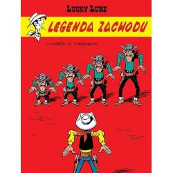 LUCKY LUKE tom 70 Legenda...