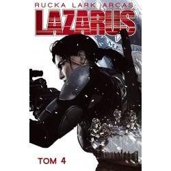 LAZARUS tom 4