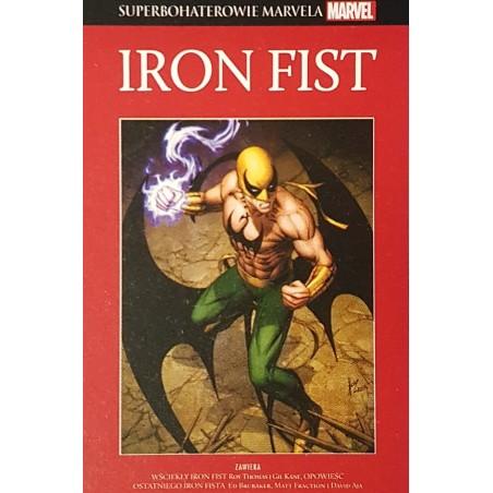 SUPERBOHATEROWIE MARVELA tom 46 Iron Fist