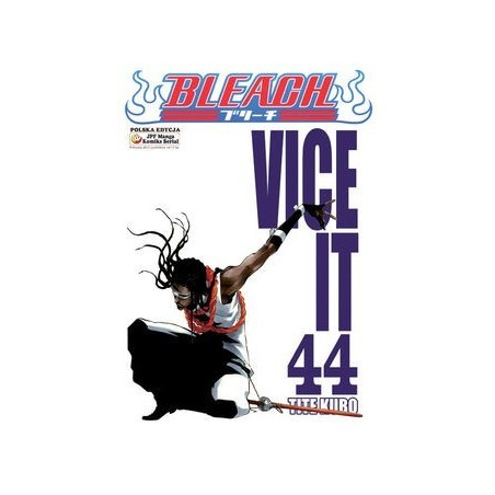 BLEACH tom 44