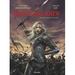 KRÓLEWSKA KREW tom 1...