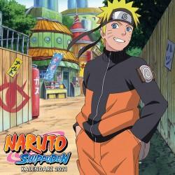 KALENDARZ Naruto Shippuden...