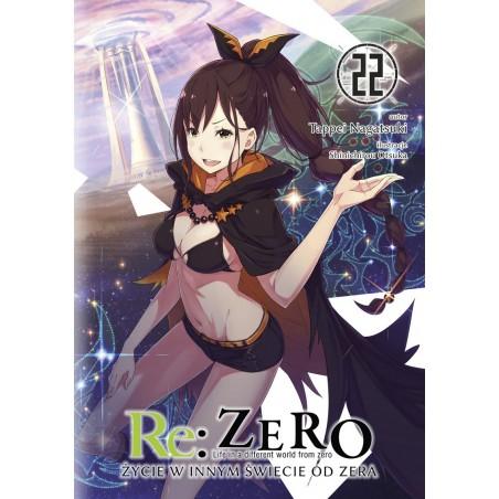 RE ZERO Życie w innym świecie od zera Light novel tom 22