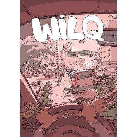 WILQ SUPERBOHATER 13-16 album Wydanie zbiorcze