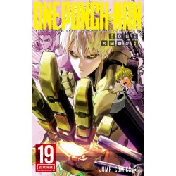 ONE-PUNCH MAN tom 19