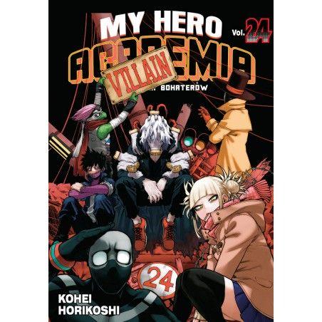 MY HERO ACADEMIA (AKADEMIA BOHATERÓW) tom 24