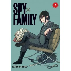 SPY x FAMILY tom 5