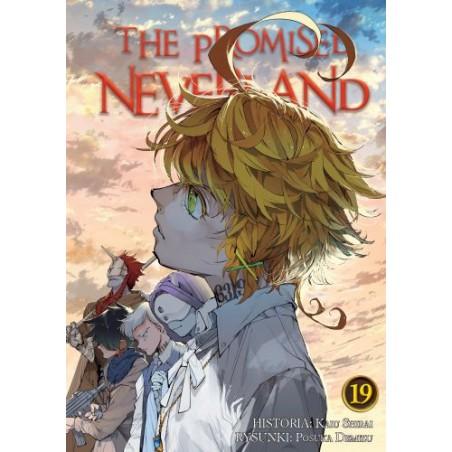 THE PROMISED NEVERLAND tom 19
