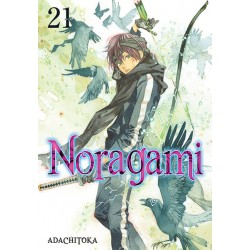 NORAGAMI tom 21